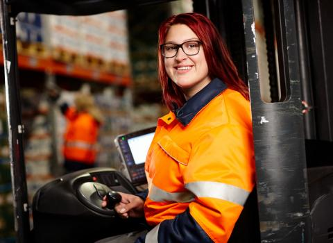 Logistiek & Transport ducotex dames
