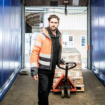 Logistiek & Transport ducotex chauffeur